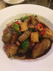 Eggplant Tofu